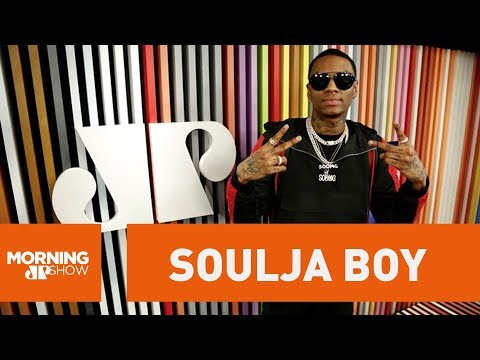 Entrevista Completa Com Soulja Boy