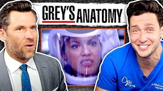 Doctor and Lawyer React To Grey's Anatomy Malpractice Episode