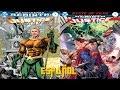 Dc universe rebirth justice league 7 esp 2016 estado de miedo parte 2 mp3