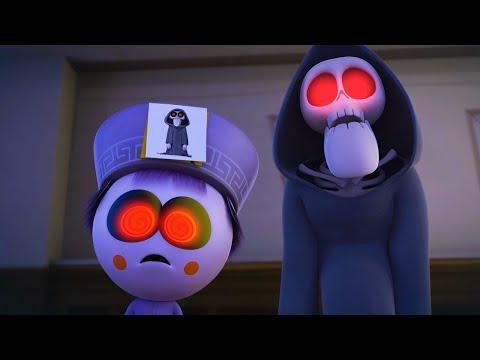 Spookiz | Kong Kong On The Dark Side | Funny Cartoons For Kids | WildBrain Cartoons