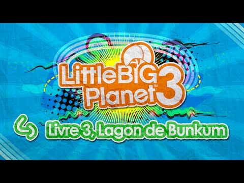 LittleBigPlanet 3 - Ace Adventurer (Book Three) | Aventurier