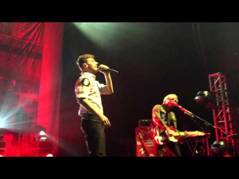 New Politics Everywhere I Go (Kings and Queens) Hollywood Club Nokia 10/17/15