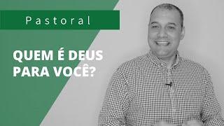 QUEM É DEUS? | Rev. Juliano Socio