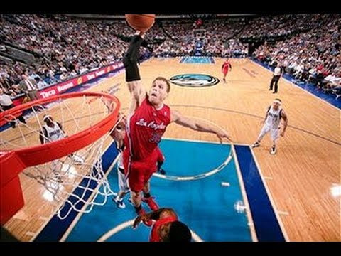 Blake Griffin`s Tremendous Follow