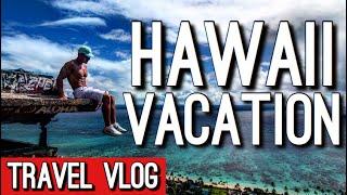 Hawaii Vacation! | Travel Vlog
