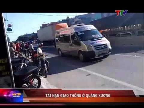 Tai nạn giao thông ở Quảng Xương