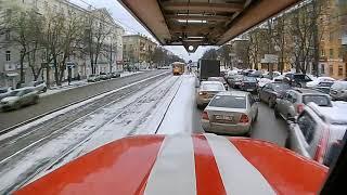 Как пропускают пожарных в Екатеринбурге 30