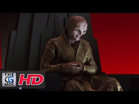 "CGI & VFX Showreels: ""Star Wars: The Last Jedi Animation Reel"" - by Andy Le Cocq"