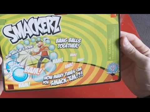 Smackerz Toy - Unboxing / First Impressions