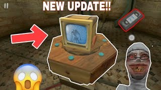 Evil Nun New Update 1.2.0 is out!!