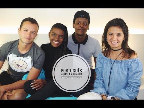 PORTUGUÊS|ANGOLA & BRASIL| MUITO ENGRAÇADO