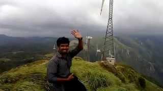 windmill farm chathurangaparra idukki, kerala India