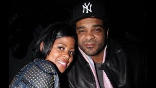 Rapper Jim Jones' Fiancée, Chrissy, Looks Hot While Going Out With Her Man