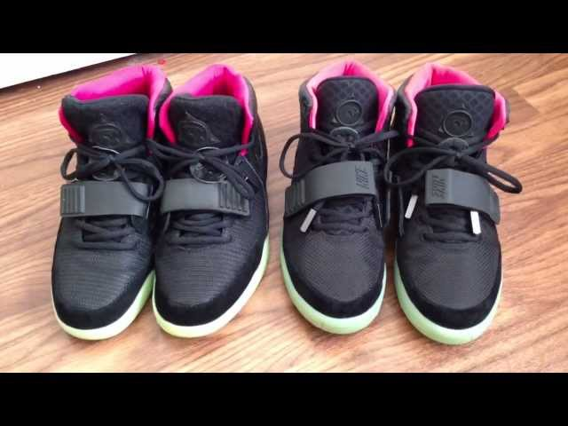 Marmatic28: Nike Air Yeezy 2 Solar Red