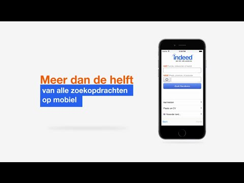 "Indeed - ""Sponsored Jobs"" (Netherlands) - RocketWheel Videos"