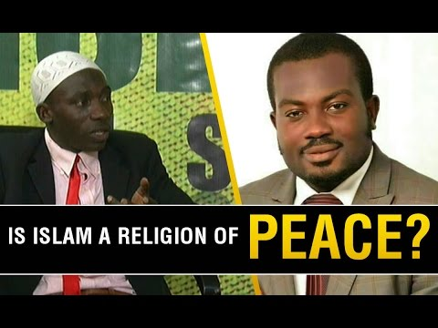 Is Islam A Religion of PEACE? Carl Desmonds and Jafar Ahmed