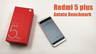 Xiaomi Redmi 5 Plus Antutu Benchmark