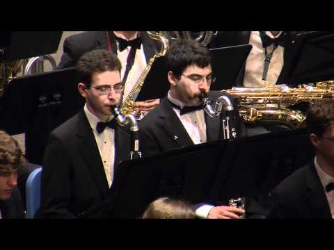 Amazing Grace (arr. Frank Ticheli) - W&M Wind Symphony - Spring 2011