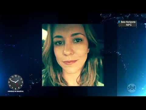 Policial militar mata ex-esposa durante discussão em São Paulo | SBT Notícias (22/08/17)