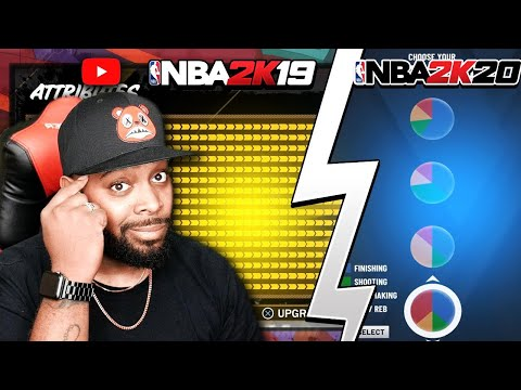 NBA 2K20 PIE SYSTEM VS  NBA 2K19 ARCHETYPE SYSTEM! DO WE