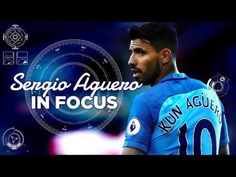 SERGIO AGUERO - GOALS GALORE! | BEST BITS 2016/17 | In Focus
