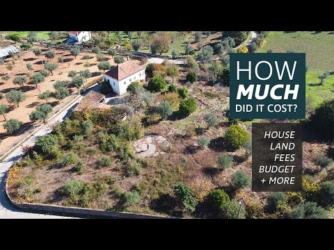 Cost of Buying Property in Portugal - How Much We Paid - Episode 009