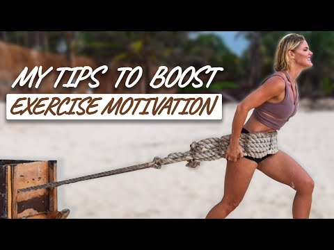 My 6 TIPS to Stay MOTIVATED to Exercise Regularly
