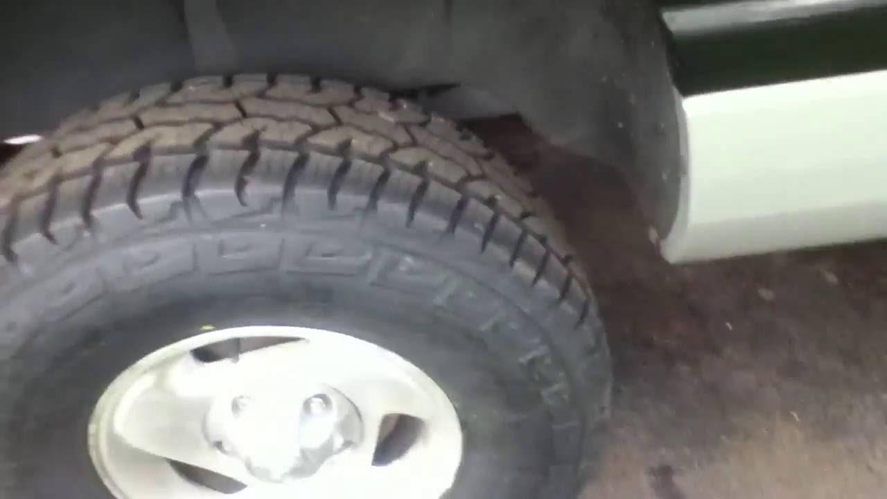 Hercules Ironman Tires On Ram 1500 - YouTube