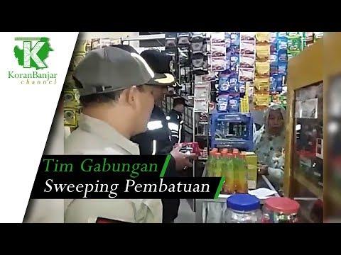 Tim Gabungan Sweeping Pembatuan