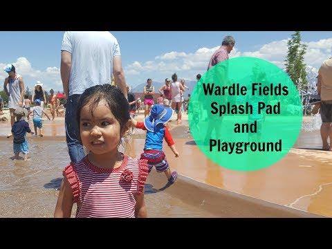 Wardle Fields Splash Pad and Playground