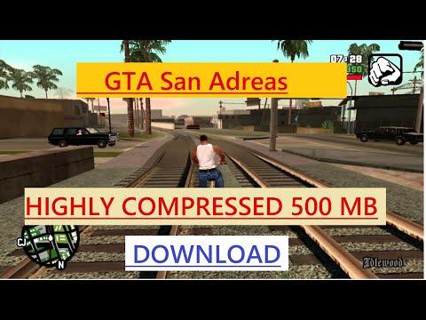 gta san andreas setup download highly compressed