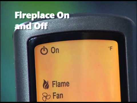 Heat Glo Rc300 Intellifire Plus Wireless Remote Video Youtube