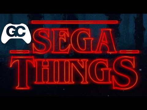 Stranger Things Remix ► Sega Things (Inverse Phase's Chiptune Remix) ♪ GameChops Spotlight