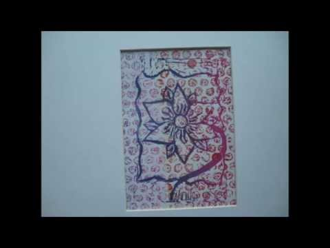 Franklinton Preparatory Academy 2014 Student Printmaking Art Show