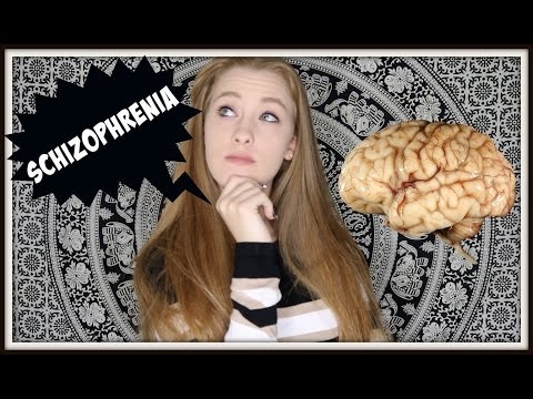 SCHIZOPHRENIA // MENTAL HEALTH