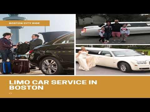 Boston City Ride   Airport Car Service