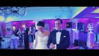 Красивая свадьба в