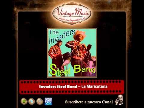 Invaders Steel Band – La Maricutana (Perlas Cubanas)