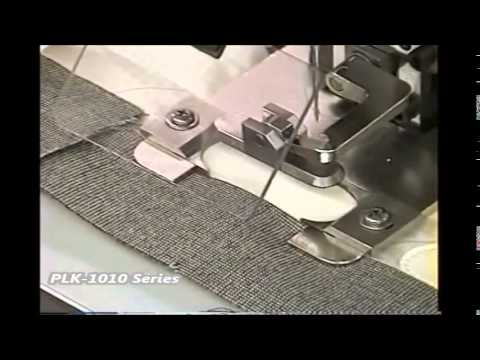 Mitsubishi Electric Industrial Sewing - Attaching Tab with 360 Clamp