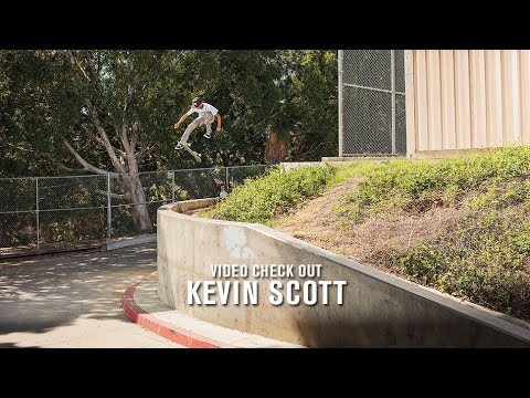 Video Check Out: Kevin Scott - TransWorld SKATEboarding