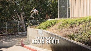 Video Check Out: Kevin Scott - TransWorld SKATEboarding