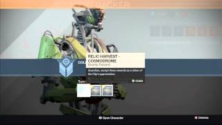 Destiny: Postmaster not enough space