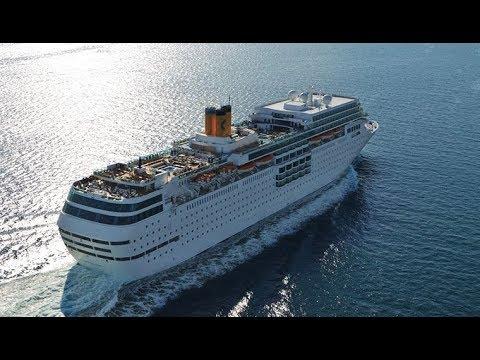 ล่องเรือสำราญ Costa NeoRomantica เดินทาง 15 - 23 กันยายน 2560