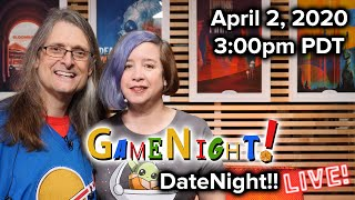 GameNight! - DateNight! Live! Welcome To New Las Vegas & Jackbox
