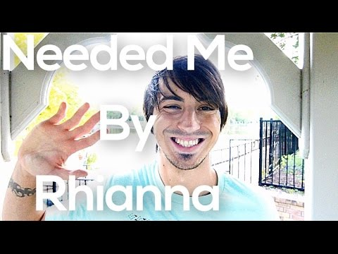 Needed Me by Rihanna Guitar Tutorial! (Easy For Beginners!)