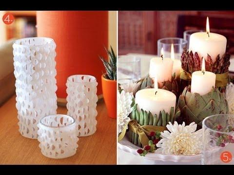 Creative Ideas Diy Wooden Pallet Diy Candles