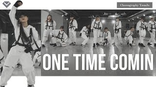 YG - One Time Comin | Dance Choreography by YeonJu | Master class by LJ DANCE