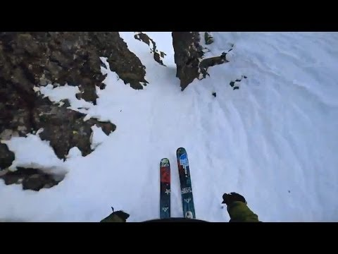 Not Powder Skiing, It's Sh*t-F*ck Skiing   Likebomb Skiing, Ep. 1