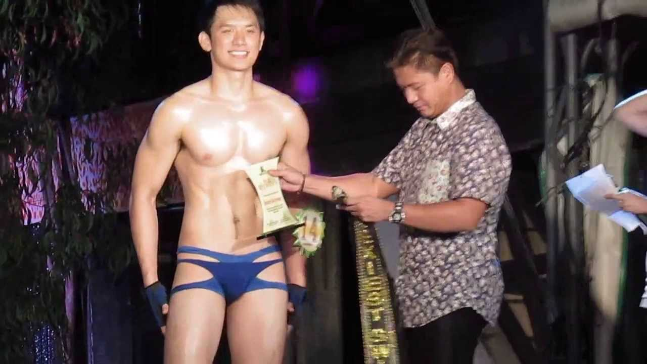 Allen Molina - Mr Sexy Body 2014 Sexiest Swimsuit - Youtube-5805