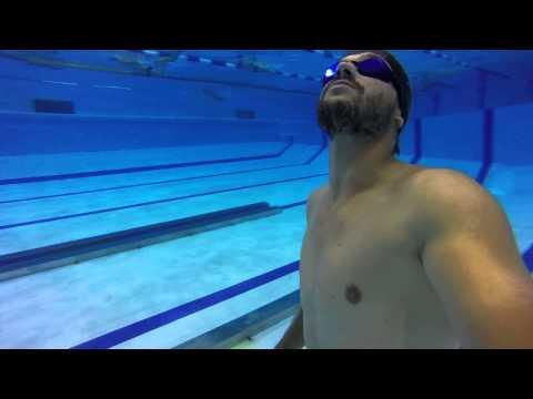 GoPro В бассейне